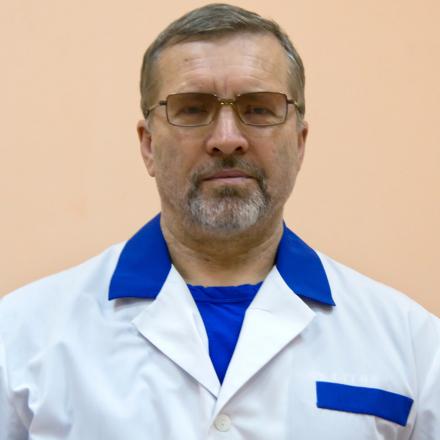 Роговой Вячеслав Федорович